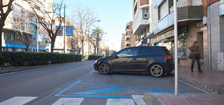 Zona blava del Prat de Llobregat